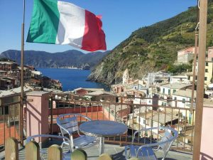 Top location Vernazza