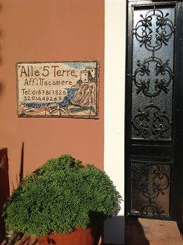 B&B Alle 5 Terre Monterosso