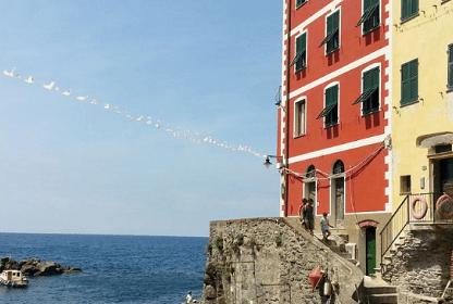 Economisez 8% sur votre voyage dans les Cinque Terre