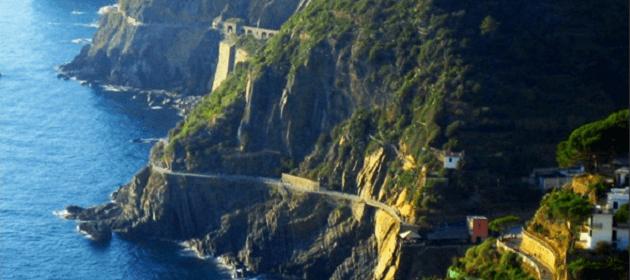L'usage de la voiture dans les Cinque Terre